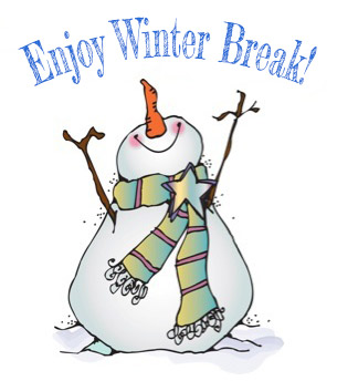 Image result for winter recess clipart