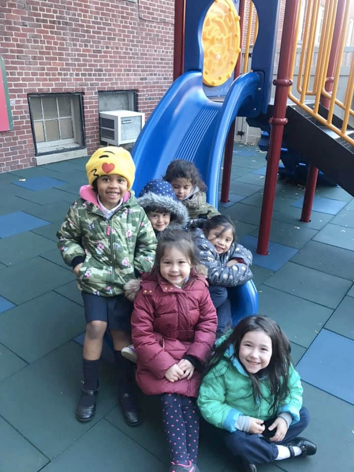 Pre-K at Our Lady of Mercy